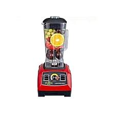Commercial Blender - 2L - 1500W - Black & Red
