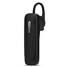 Mini Wireless Bluetooth 4.0 Stereo In-Ear Headset Earphone For Samsung iphone -Black