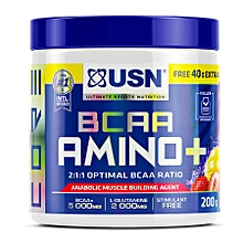 BCAA Amino +, 160g - Fruit Fusion 30 Servings