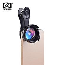 Apexel APL-70MM 2.5X HD SLR Telescope Lens Bokeh Portrait for Mobile Phone Tablet Photography