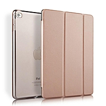 Apple Ipad mini 1/2/3/4, Ipad air 1/2, Ipad Pro 9.7/10.5/12.9, New Ipad 5 2017, Ipad 6 2018 (Rose Gold) case cover Mll-S