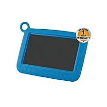 "C703 - Kids Tablet - Dual Core - 7"" - 8GB ROM - 512MB RAM - 0.3MP Camera - Wi-Fi – Blue"