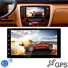 9128 HD 7 inch Car Radio Receiver MP5 Player, Android 8.1, Support Phone Link & FM & AM & Bluetooth & WIFI & GPS