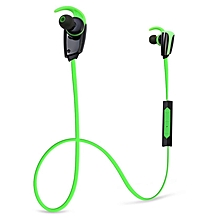 H903 - Bluetooth In-ear Sport Earbuds With Mic 10hrs Talk 8hrs Music - Green
