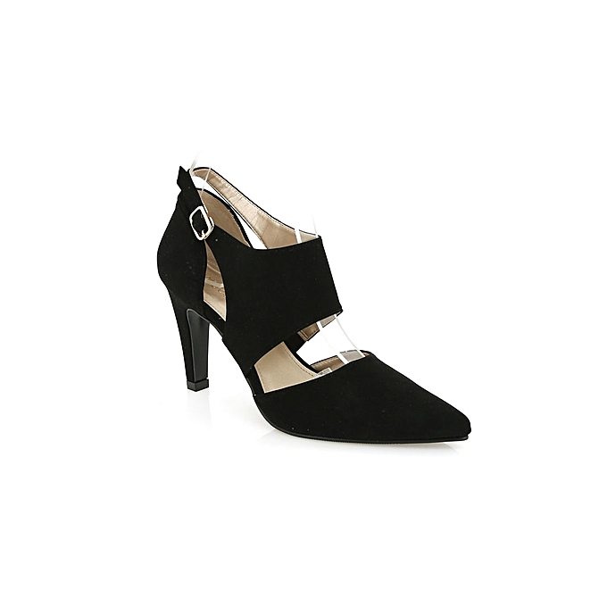 Marie Claire Marie Claire Ladies Dress Heels Black