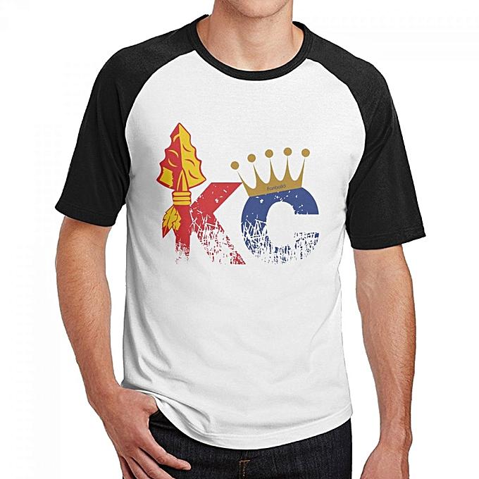 Buy Generic Kansas City Chiefs Football Logo Men S Cotton Short