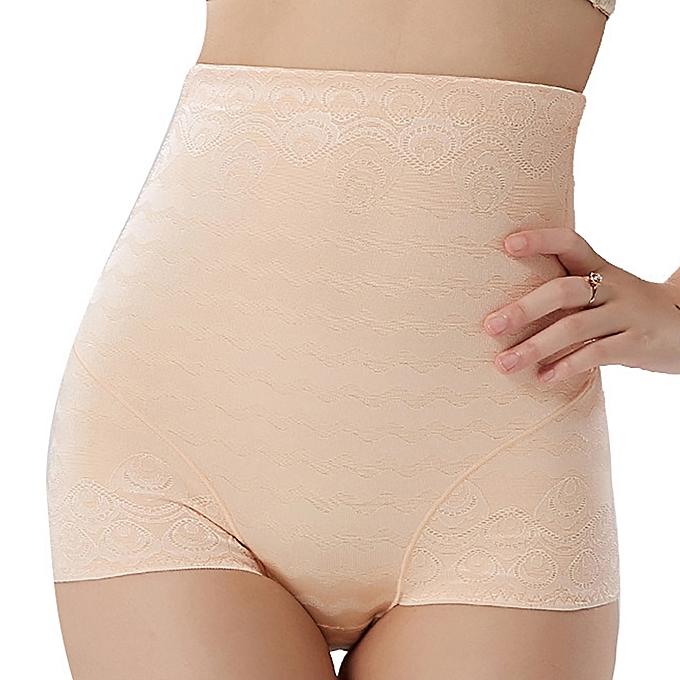 8afffc645 Fashion Hip Lifting High Wasit Tummy Control Breathable Shapewear ...