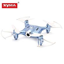 SYMA X21W Micro RC Quadcopter RTF WiFi FPV 0.3MP Camera / Altitude Hold / 3D Flip-BLUE