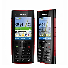 Nokia X2-00 2G Mobile Phone - Black