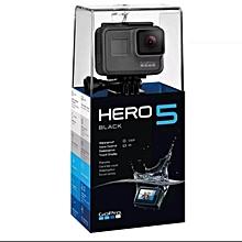 GoPro HERO 5 Black with FREE monopod mount base WWD