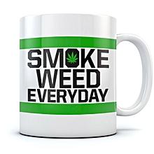 White Smoke  Mug