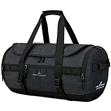 Portable Large Sports Gym Bag Holiday Travel Tote Duffel Bag Handbag Shoulder  Bag for Men and 8e9e88bda0cb7