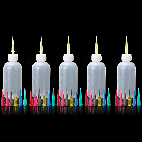 buy universal 5 x jam painting squeeze bottles 35 nozzles cake