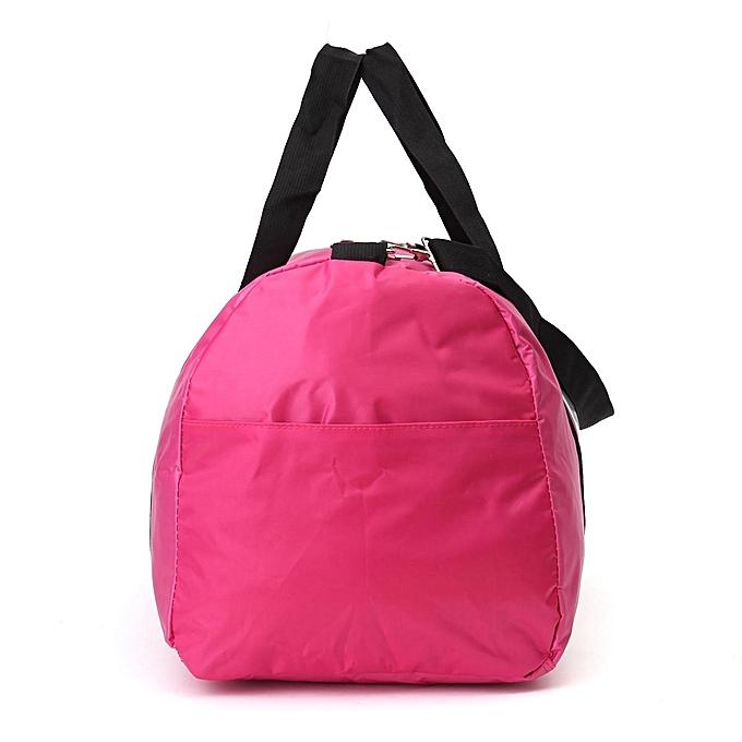 2b04629690 ... US Waterproof Travel Women Nylon Large Star Sports Gym Duffle Tote  Handbag Bags
