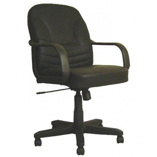 Designwear Medium Back Leather Office Chair Black Buy Online Jumia Kenya