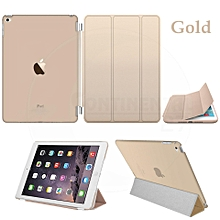 Magnetic Slim Leather Smart Cover Hard Back Case For Apple iPad 2 3 4 HSL-G