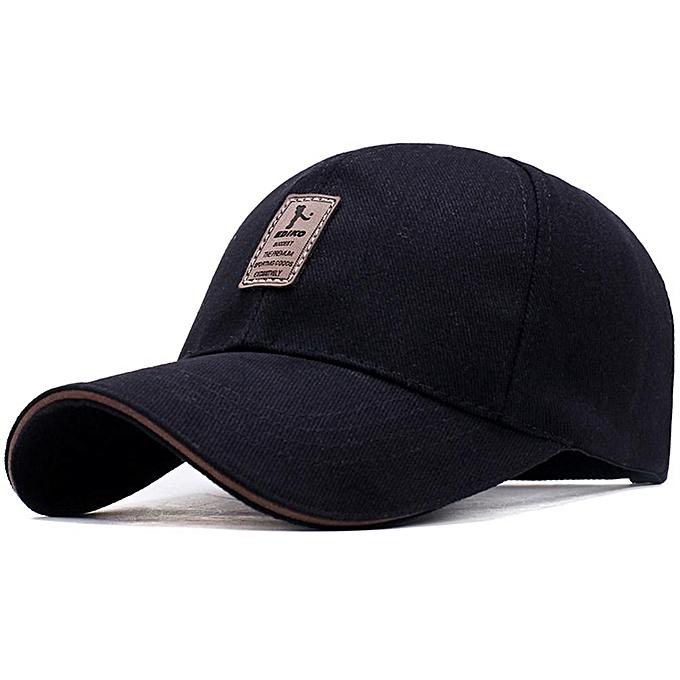 separation shoes e018f bcec6 1 Piece Baseball Cap Unisex Women Men Adjustable Cap Casual leisure hats  Solid Color Fashion Snapback