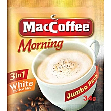 Morning 3-In-1 Coffee Mix - 34g