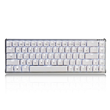 Ajazz ZN Cherry MX Switch 68 Keys Dual Mode Bluetooth 3.0 Wired Mechanical Gaming Keyboard