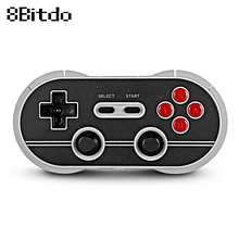 LEBAIQI 8Bitdo N30 Pro Wireless Bluetooth Controller Gamepad Dual Classic Joystick