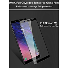 For Samsung Galaxy A6 Plus Protective Glass Film HD Full Cover Tempered Glass For Samsung A6+ 2018 Screen Protector Film