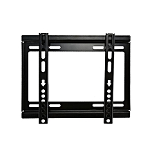 "14"" - 42""  - TV Wall Mount - Black"
