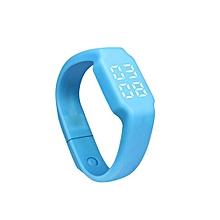 W1p Bluetooth Smart Wrist Watch Blue