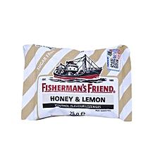 Honey and lemon- 25g