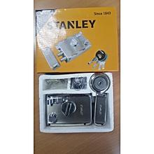 Stanley 1802 single cylinder rim lock