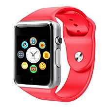 A1 Smart Watch Red