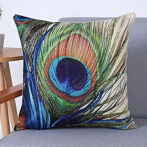 Pea Bed Car Decoration Pillow Cushion Cover Case Home Decor Modern