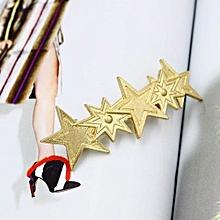 YOINS Hair Accessories Fashion Star Hair Edge Clip Headdress Hairpin