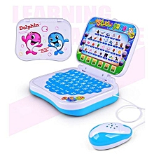 Henoesty Multifunction Educational Learning Machine English Tablet Toy Kid + Mouse