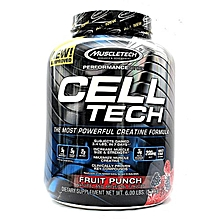 Cell Tech - Fruit Punch - 6 LBS