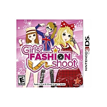3DS Game Girls Fashion Shoot
