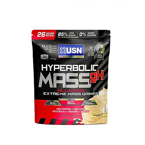Hyperbolic Mass - 2kg - French Vanilla.