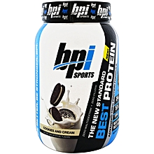 The New Standard Best Protein - 952gms - Cookies and Cream