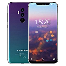 Z2, Dual 4G, 6GB+64GB, 6.2 Inch Android 8.1 Dual Back Cameras + Dual Front Cameras Smartphone - Twilight
