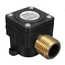 1-30L/min Water Flow Meter Sensor DN15 G1/2 DC 5V Electric Heater Flowmeter