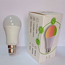 Smart WIFI LED Bulb Smart Life, Alexa & Google home ready