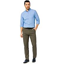 Brown Fashionable Regular Waist Trousers