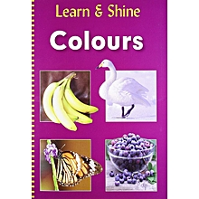 Learn & Shine:Colours