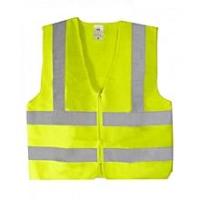 Fluorescent Reflector Jacket - Green
