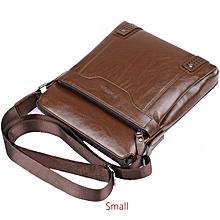 17a24ca77 VORMOR Brand Fashion PU Leather Men's Messenger Bags Portfolio Office  Men Bag