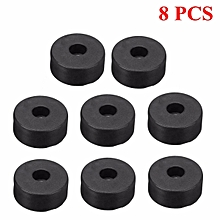 8pcs 38mm x 15mm Hifi Speaker Cabinets Rubber Feet Bumpers Damper Pad Base Case NEW