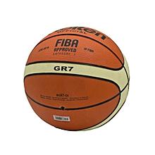 Basketball Rubber # 7: Bgr7-01: