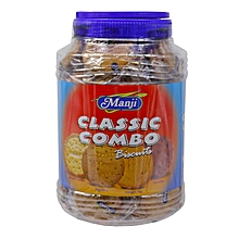 Biscuits Classic Combo Jar1kg