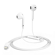 Bluetooth Headset Headphone Mobile Phone Earphones Earbuds For iPhone 7/7p/8/X white