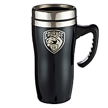 Stainless Steel Travel Mug - Courage
