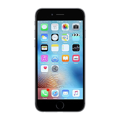 Apple 5.5 Inch IPhone 6S Plus Mobile Phone Dual Core 2GB RAM 12.0MP Camera-Black